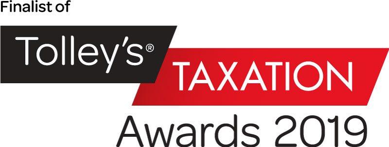 Tolley'sTaxationawardsfinalist
